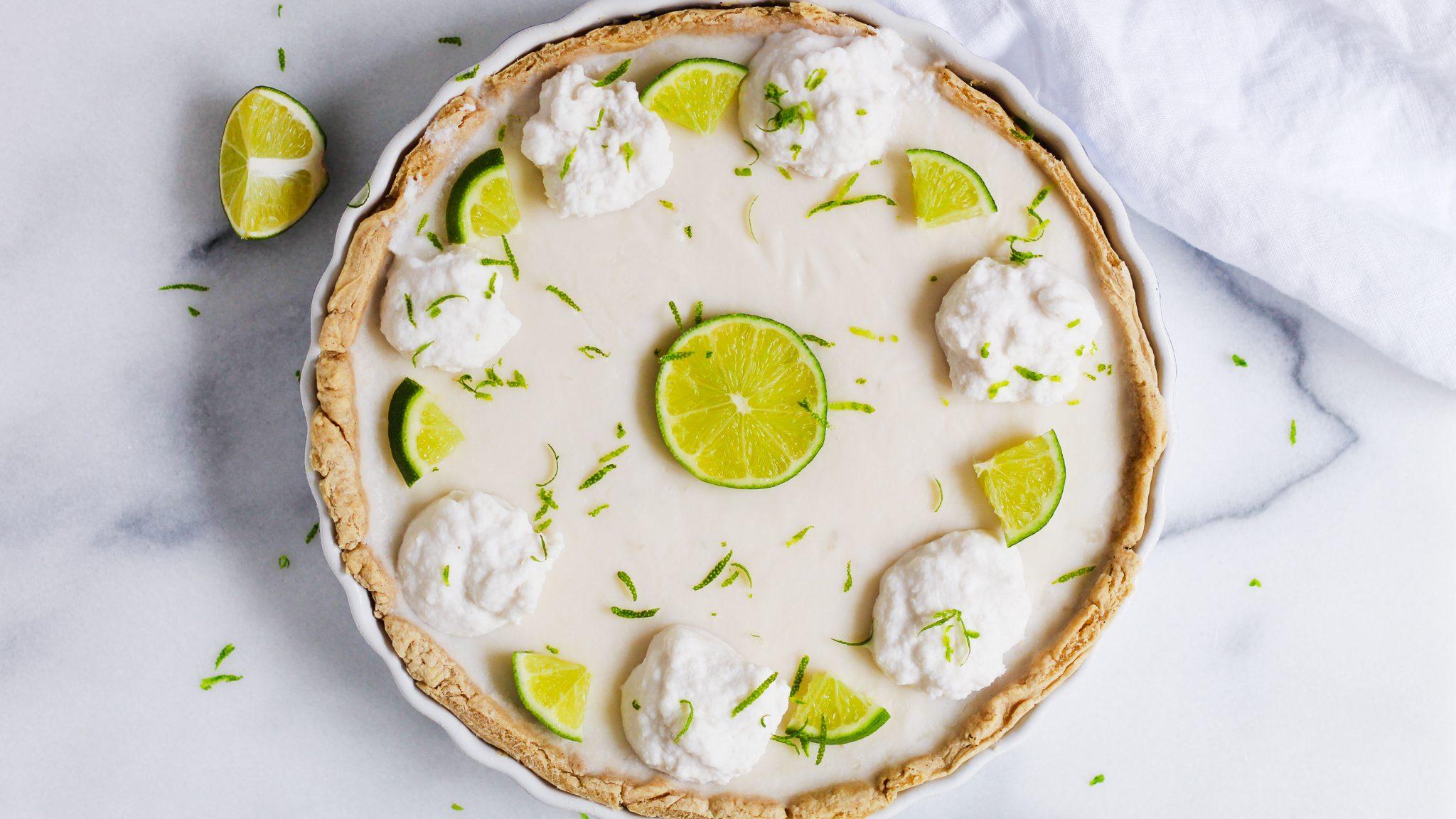 header for key lime pie