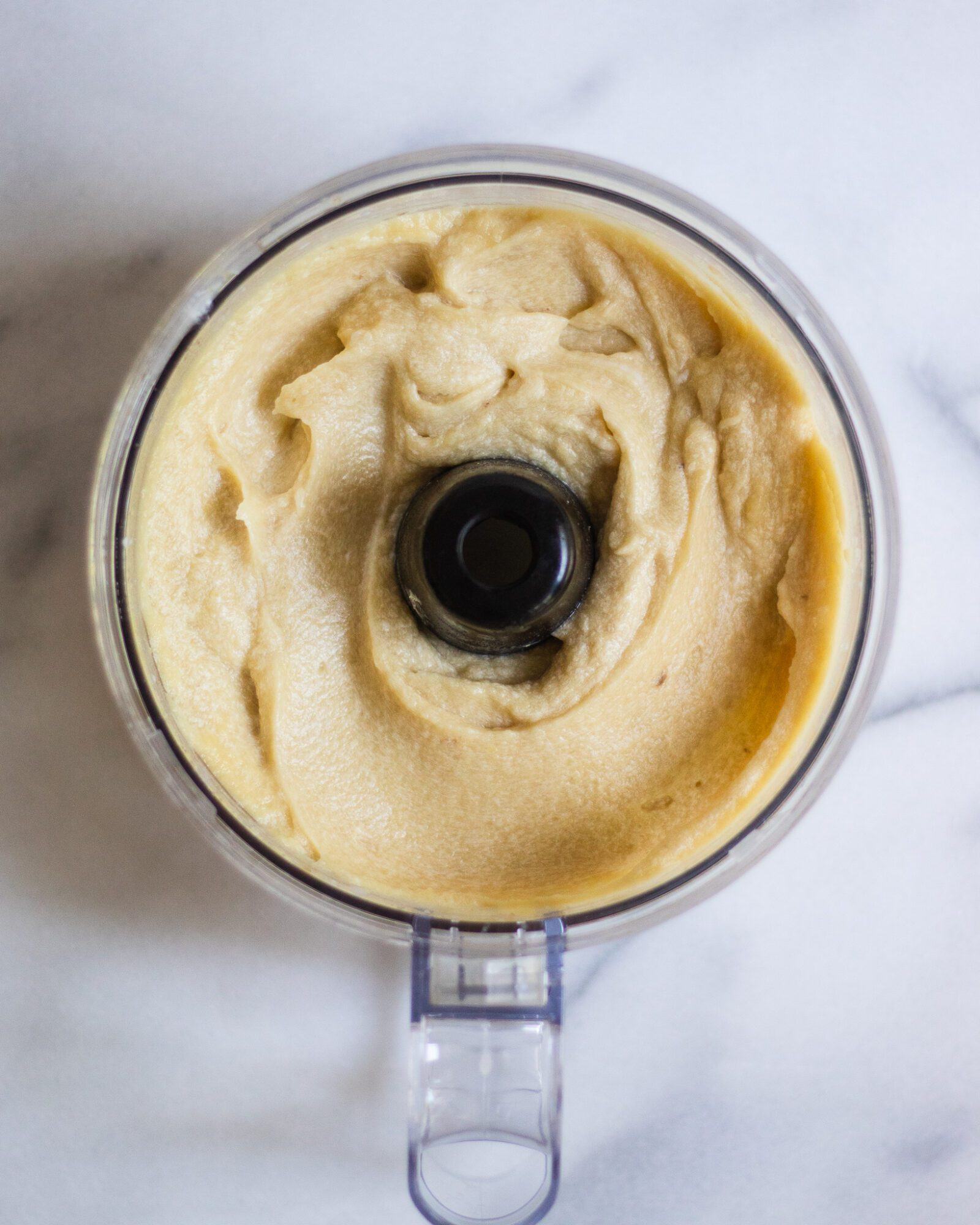 no churn ice cream in food processor