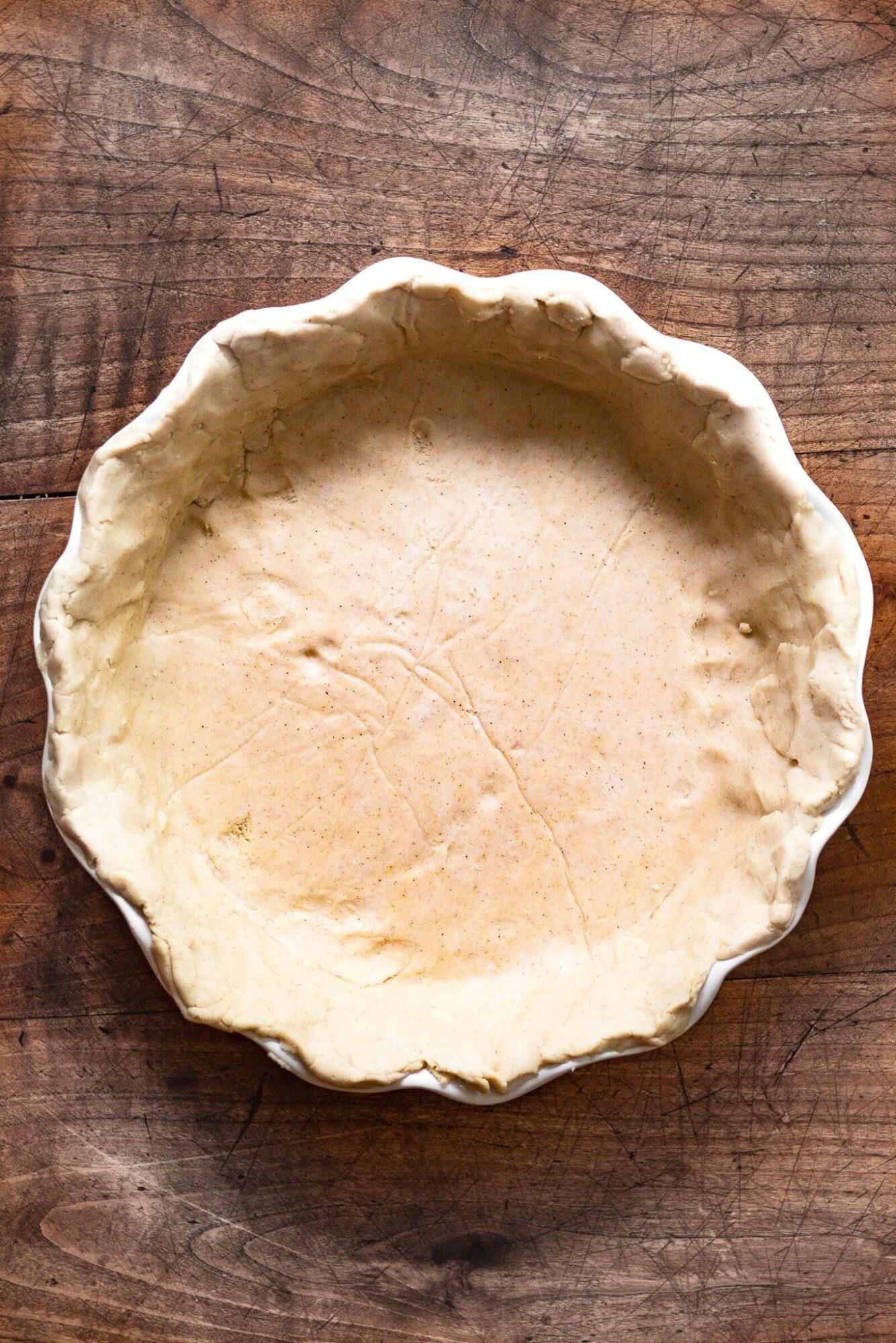 paleo cassava flour pie crust