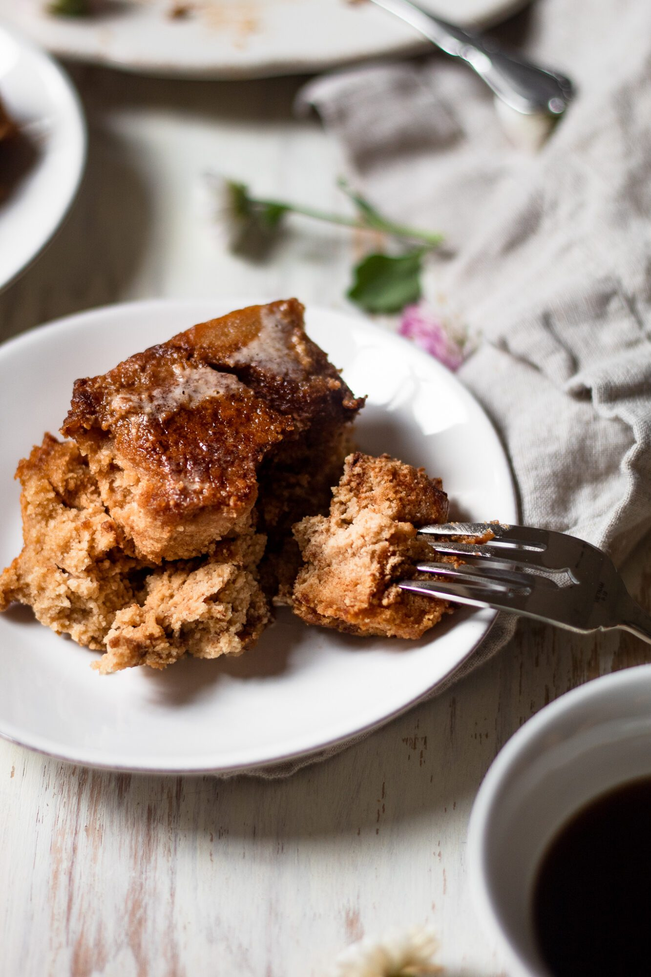 pulled apart monkey bread