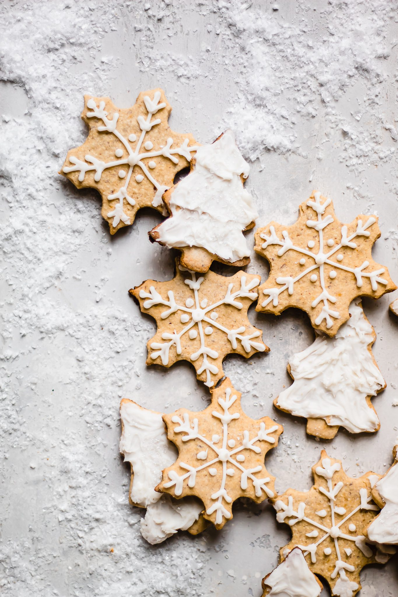 Cut-Out Paleo Sugar Cookies