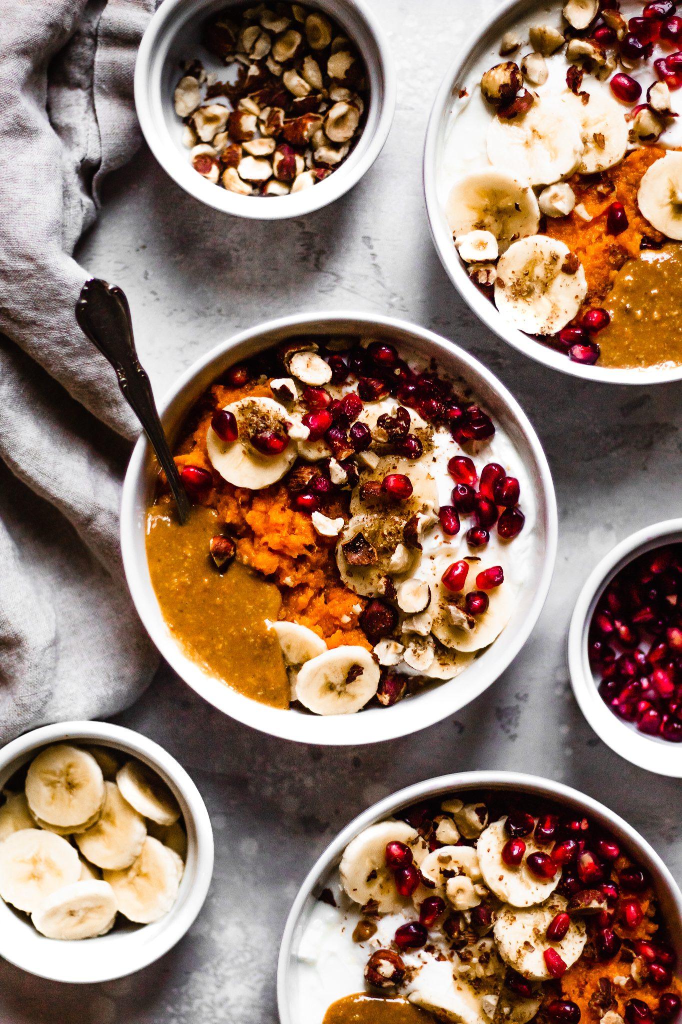 Whole30 Sweet Potato Breakfast Bowl