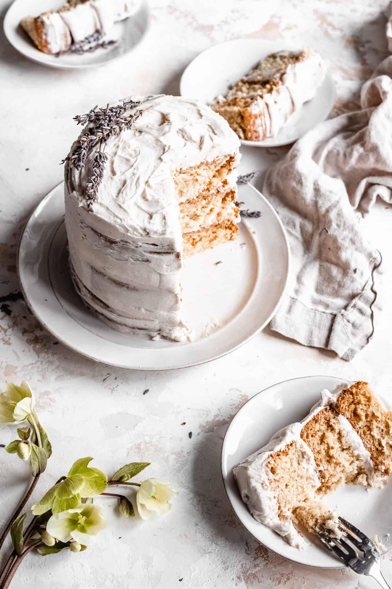 cake scene