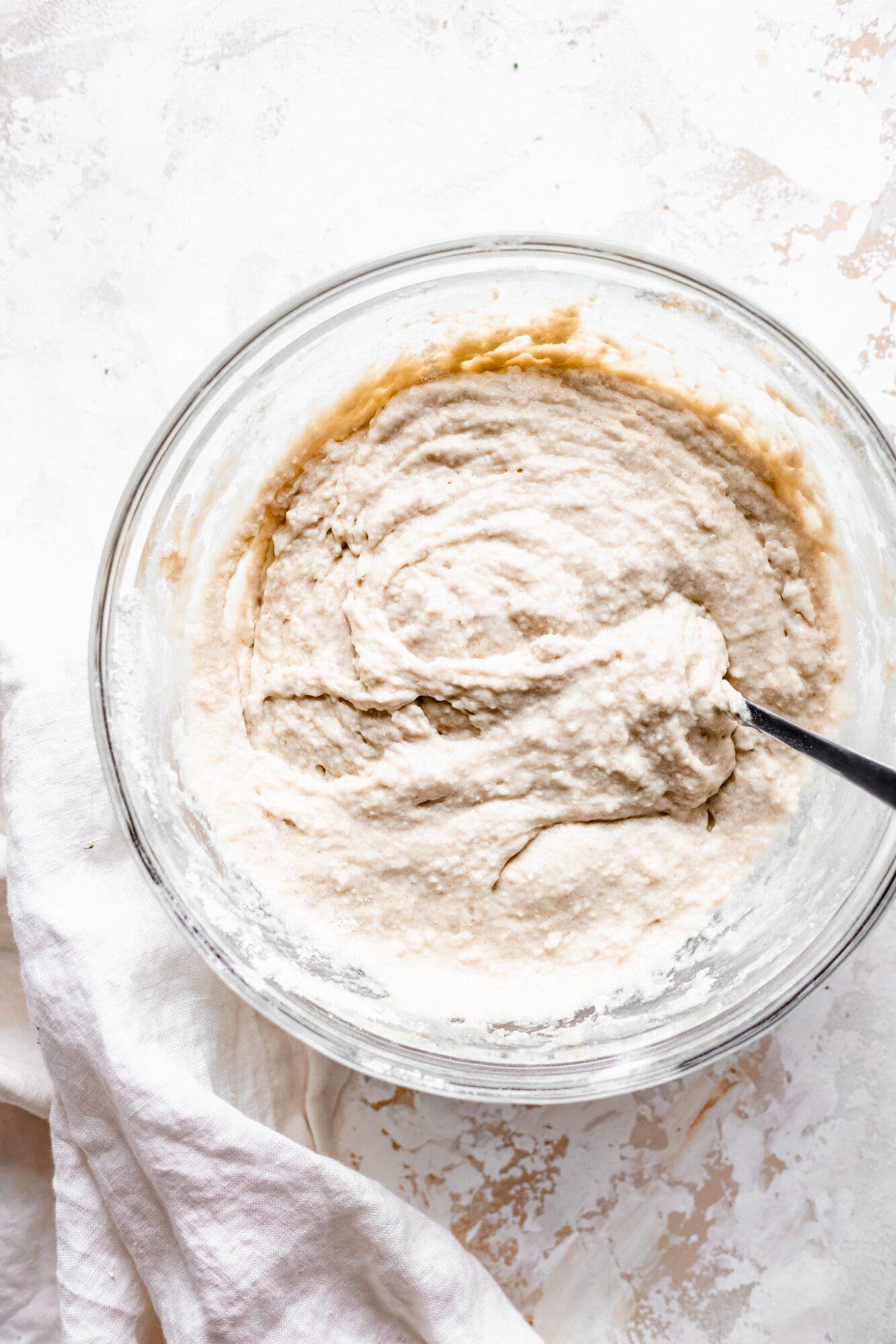 vegan cupcake batter