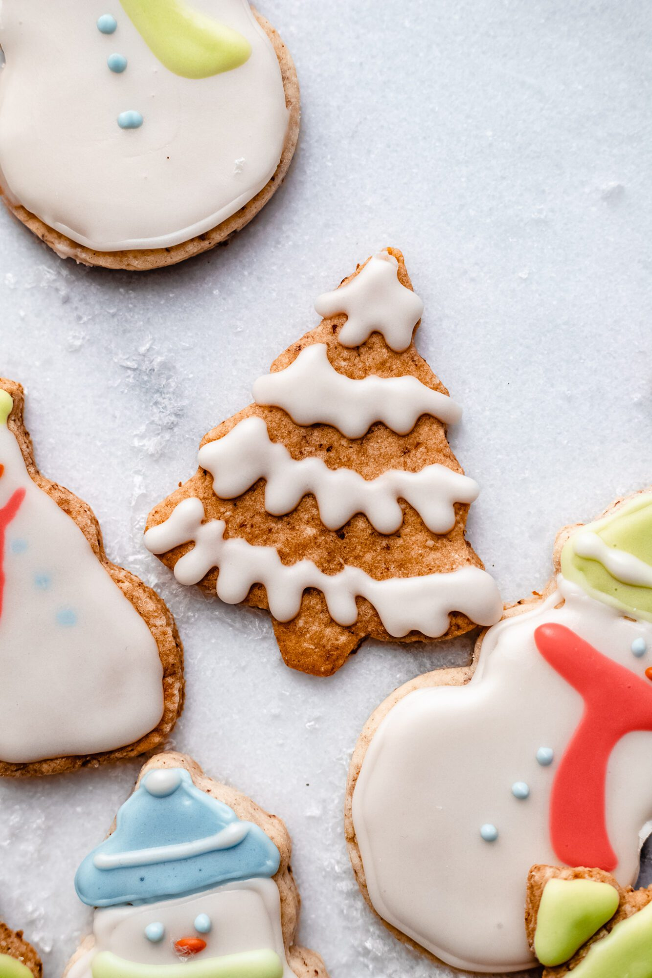 Vegan Royal Icing How To Decorate Sugar Cookies The Banana Diaries